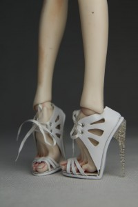 PashaPasha Original shoes - Transparent Heel