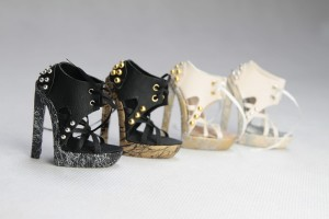 Platform shoes for PASHA PASHA original doll  - SHOES (choose your color)